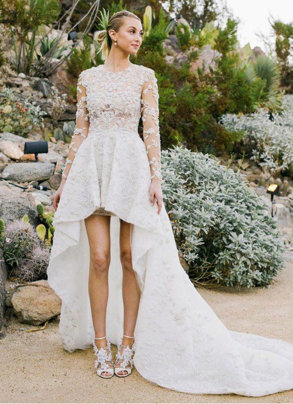 Модные свадебные платья 2021