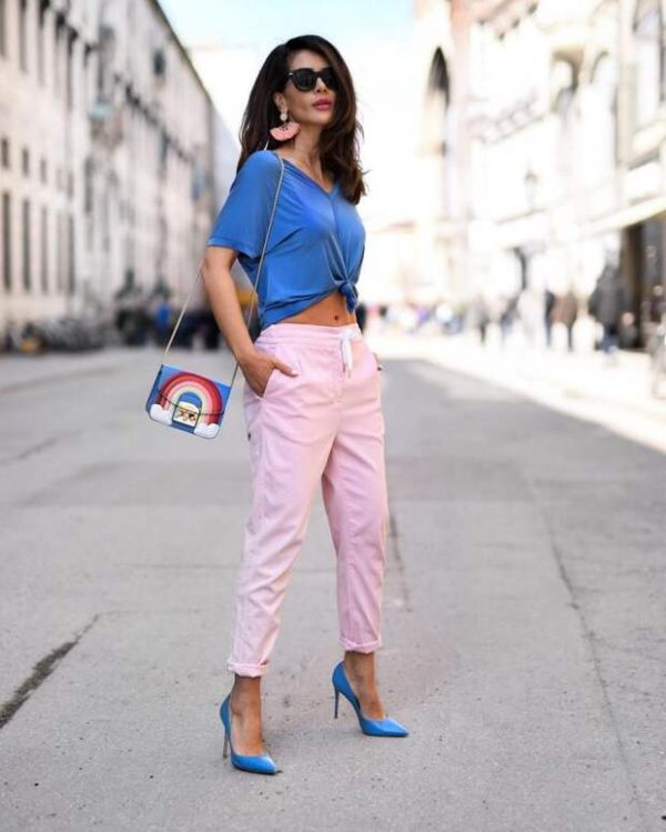 Модные цвета на лето 2021