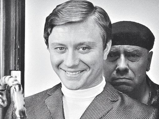 """Стало известно, что Андрей Миронов отказался от главной роли в фильме """"Где находится нофелет?"""""""