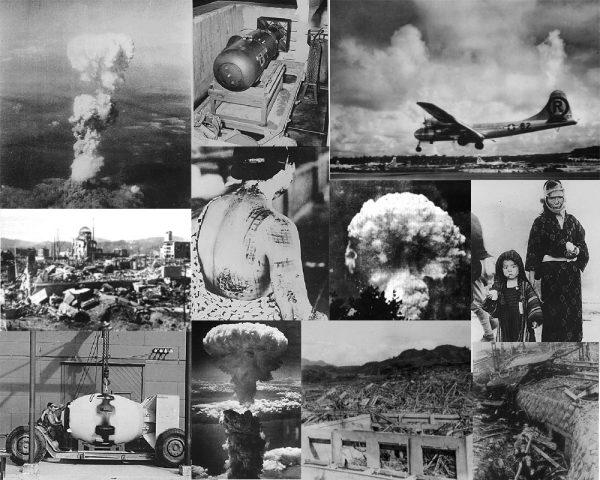 Ядерный взрыв в Хиросиме и Нагасаки