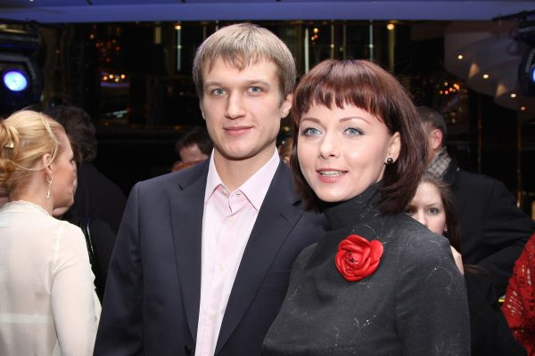Дарья Повереннова и Анатолий Руденко