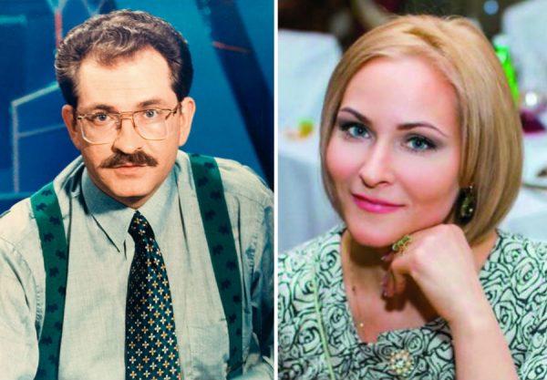 Влад Листьев, Валерия