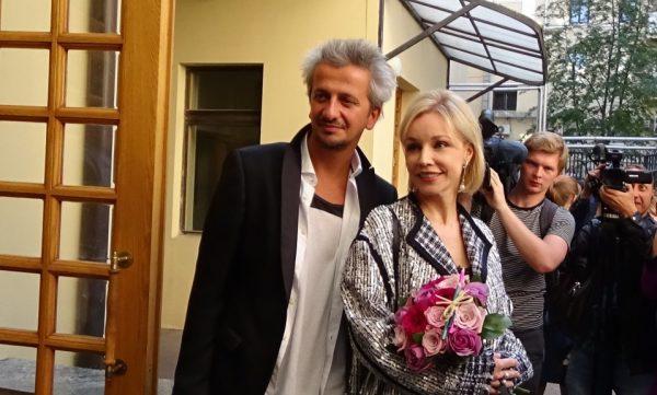 Марина Зудина и Константин Богомолов.
