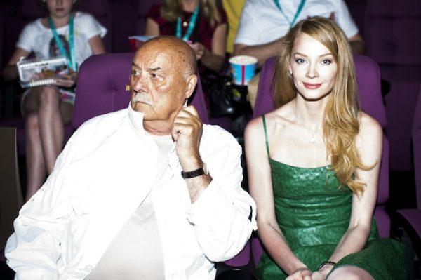Станислав Говорухин и Светлана Ходченкова