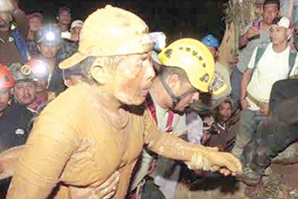 Чунг Вай в момент освобождения