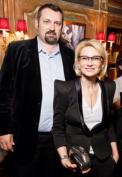 Александр Шумский и Эвелина Хромченко