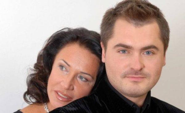 Надежда Бабкина и Евгений Гор