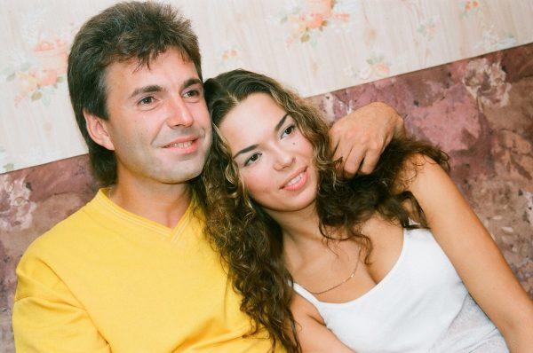 Геннадий Ветров и Карина Зверева.