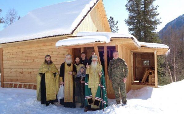 Новый дом Агафьи Лыковой
