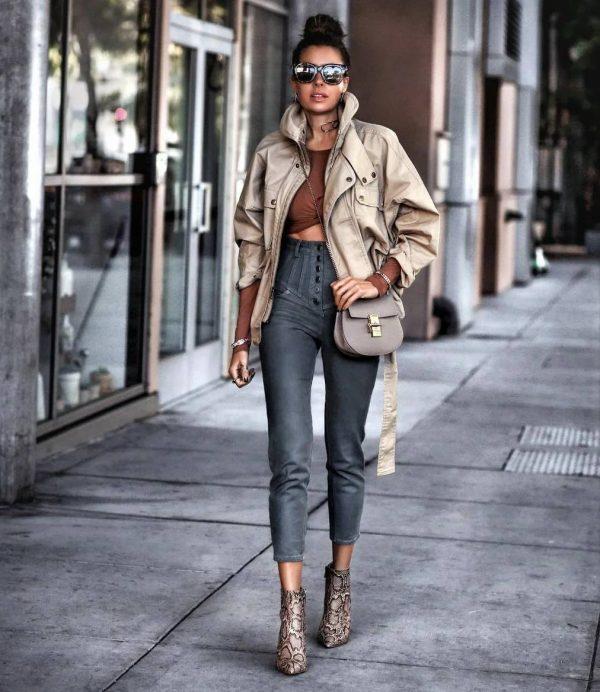 Модная женская обувь на весну 2021