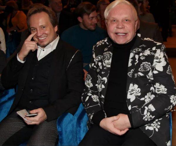 Сергей Горох и Борис Моисеев