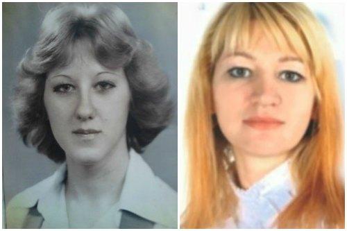 Такой Екатерина Терешкович была в юности