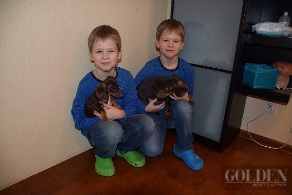 Артём и Рома Пинчуки