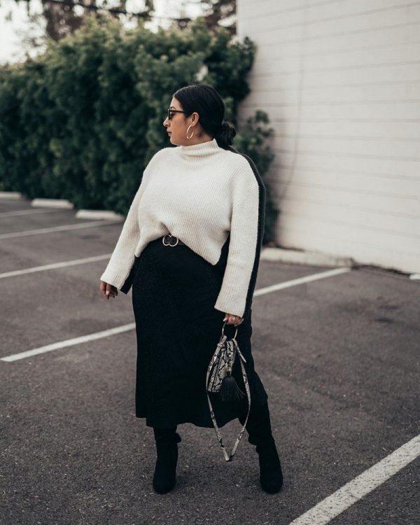 Мода для полных женщин на весну-лето 2021