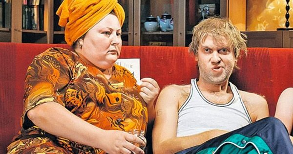 Сергей и Юлия Беляковы. Фото ТНТ