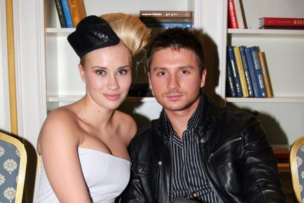 Анна Белодедова и Сергей Лазарев