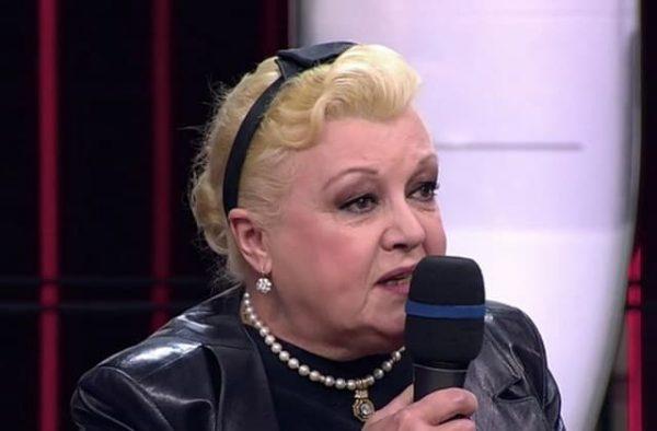 Наталья Дрожжина.