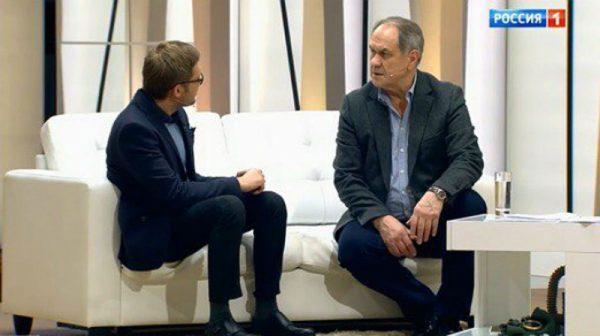 Борис Корчевников и Валерий Афанасьев