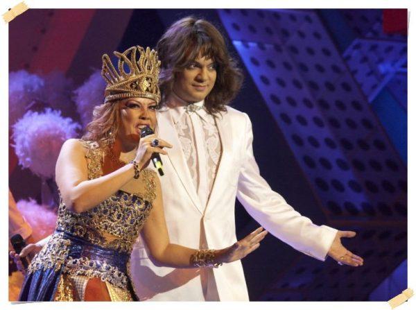 Филипп Киркоров и Азиза