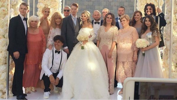 Свадьба Никиты и Алёны Пресняковых