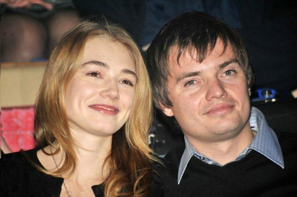 Дмитрий Литвинов и Оксана Акиньшина