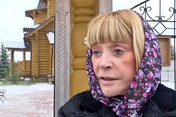 Алла Пугачёва.