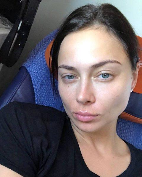 Настасья Самбурская,
