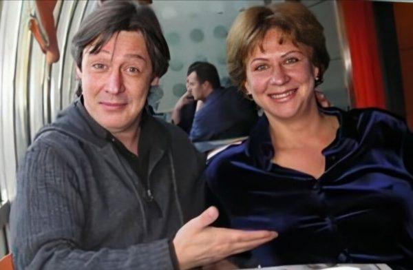 Анастасия и Михаил Ефремовы