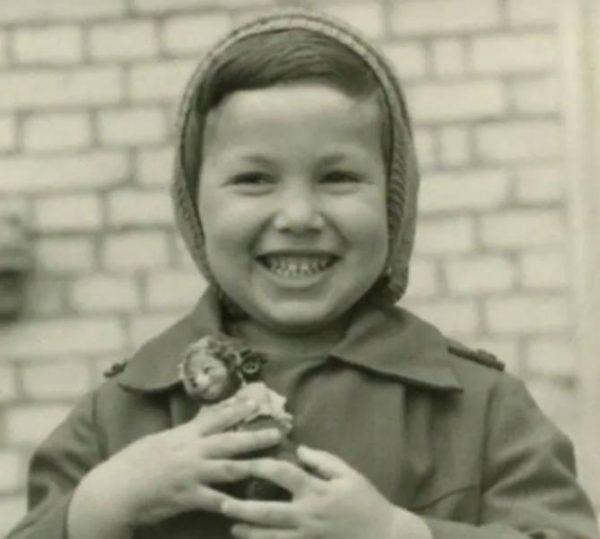 Владимир Соловьёв в детстве