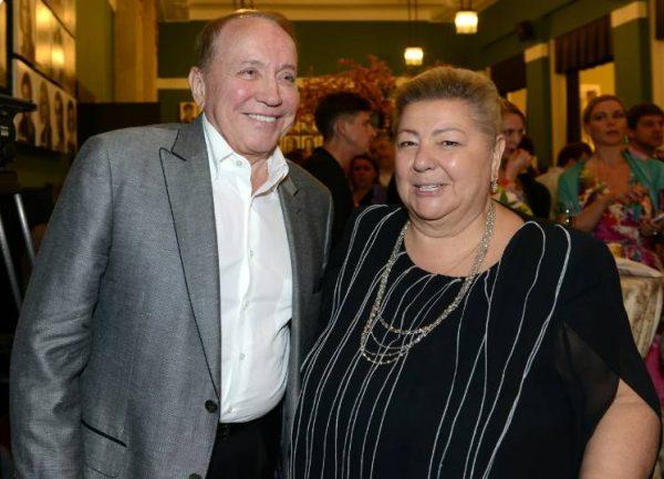 Александр Масляков и Светлана