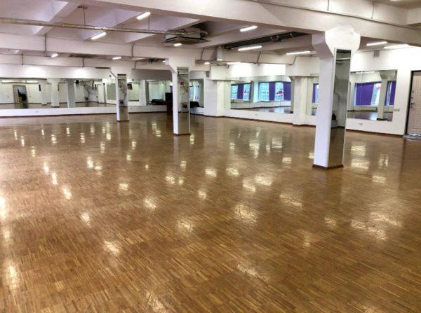Аренда танцевального зала