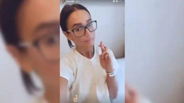 Скрин с видео Ольги Бузовой