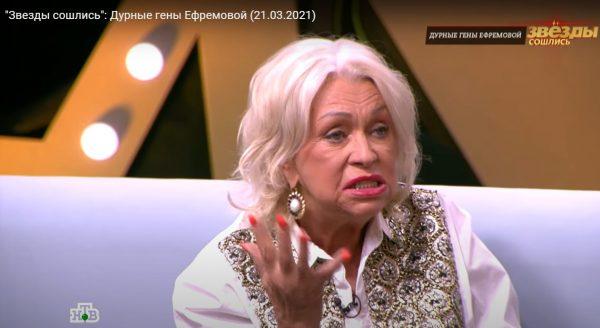 Помолодевшая и похорошевшая вдова Караченцова вышла в свет