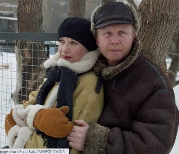 Елена Яковлева с мужем Валерием Шальных. Фото Яндекс. Картинки