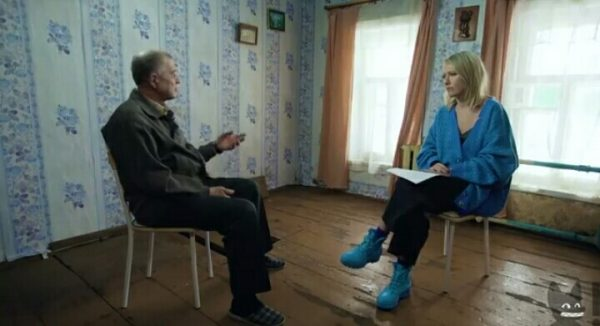 Собчак на интервью со скопинским маньяком