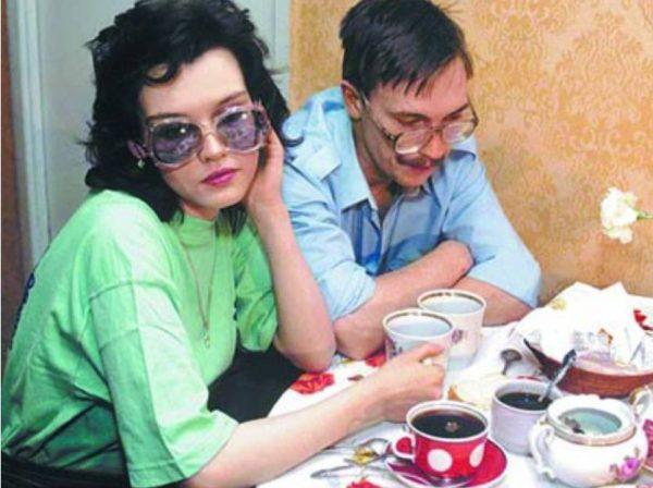 Стерлигов и его жена