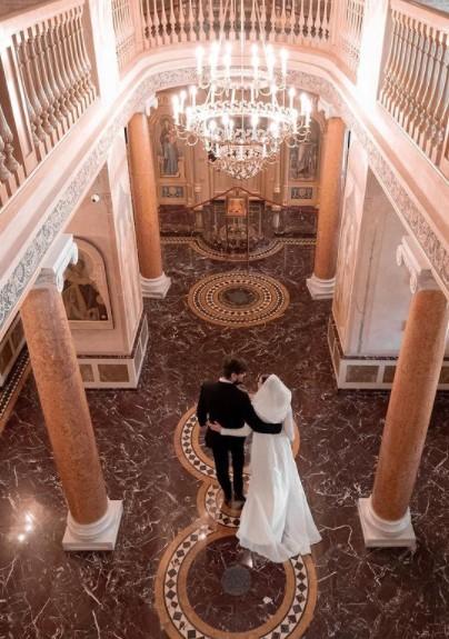 18-летняя дочь Бориса Немцова показала первые фото с венчания