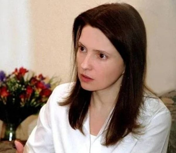 Юлия Тимошенко в 1999 году