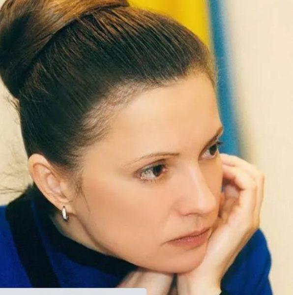 Юля Тимошенко в середине 2001 года