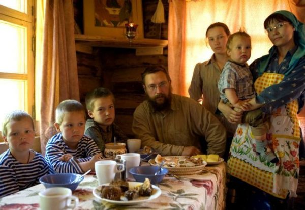 Семья Германа Стерлигова
