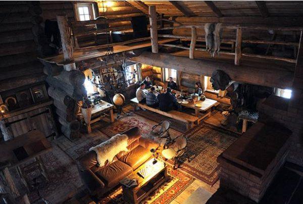 Дом Стерлиговых
