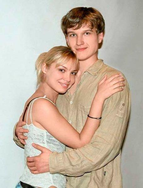 Татьяна Арнтгольц и Анатолий Руденко.