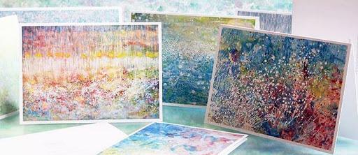 Картины Айрис продают уже за тысячи долларов. Айрис Холмшоу. Фото из открытого доступа