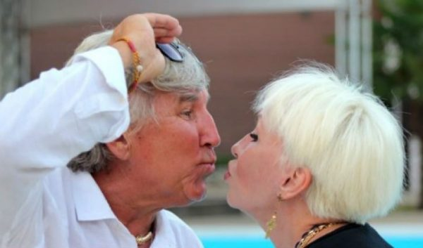 Валентина Легкоступова и Юрий Фирсов. Фото blitz.plus