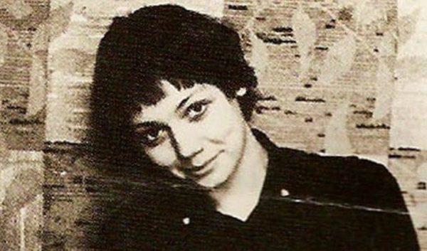 Мария Арбатова в юности