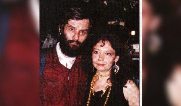 Мария Арбатова со вторым мужем. Фото uznayvse.ru