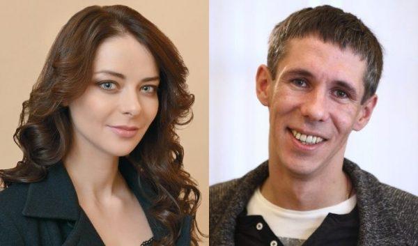 Алексей Панин и Марина Александрова