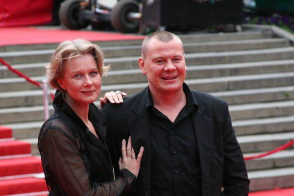 Владислав Галкин и Дарья Михайлова.