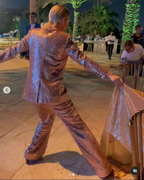 Танцы со скатертью