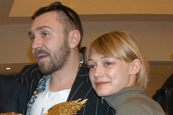 Сергей Шнуров и Оксана Акиньшина.